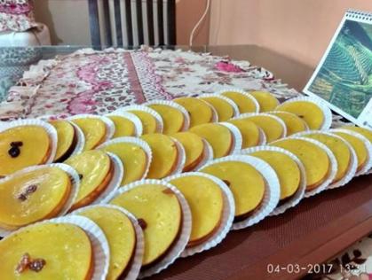 10 h Cara membuat kue lumpur Anti Gagal
